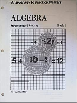 Algebra structure and method book 1 answer key to practice algebra structure and method book 1 answer key to practice masters fandeluxe Image collections