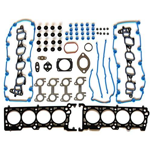 ECCPP Full Head Gasket Set Fits 99 00 Ford Mustang GT 4.6L 281CID V8 24v VIN X SOHC -  058159-5211-1102411