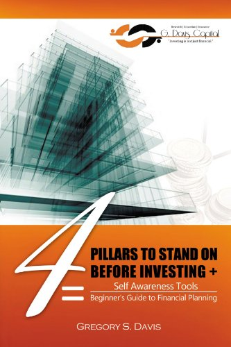 4 Pillars to Stand on Before Investing + Self Awareness Tools: Beginner's Guide to Financial Planning