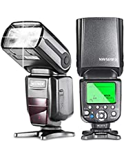 Neewer NW-565 EXN I-TTL Slave Speedlite with Flash Bounce Diffuser for Nikon D4, D3s, D3x, D300s, D200, D100, D80, D70s, D3200, D3100, D3000, D60, D40X, D800, D7100 and All Other Nikon Models