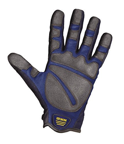 Irwin Glove Heavy-Duty Jobsite - Large