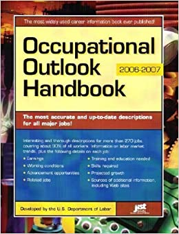 Occupational Outlook Handbook (Occupational Outlook Handbook (Jist Works)) by U S Dept of Labor (2006-01-04)