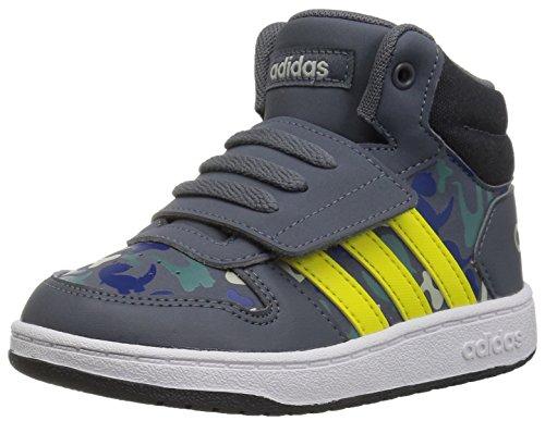 2a577d077eab39 adidas Kids  Hoops Mid 2.0 Basketball Shoe