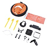PGYTECH Landing Pad,Stick Protector,Lens Hood,Propeller Holder,Landinggear,Lens Filters,USB Cable For DJI Mavic Pro (7Kinds/Set)