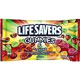 Lifesavers Gummies, Five Flavor, 13 Oz