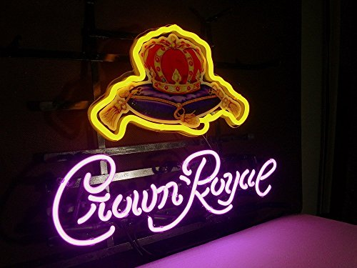New-Larger-Crown-Royal-Neon-Light-Sign-20x16-L46No-More-Long-Waiting-for-WEEKSMONTHS-Fast-Shipping-From-CA-With-FREE-USPS-Priority-Mail