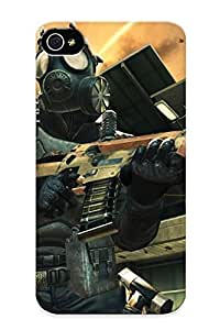 Awesome Case Cover/iphone 4/4s Defender Case Cover(call Of Duty - Black Ops Ii ) Gift For Christmas