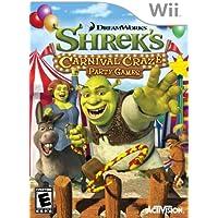 Activision Shrek's Carnival Craze Party Games, Wii - Juego (Wii, Nintendo Wii, Familia, E (para todos))