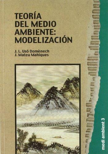Descargar Libro Teoría Del Medio Ambiente: Modelización Jorge Mateu Mahiques