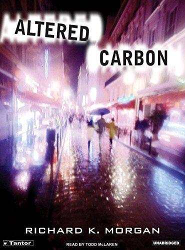 Altered Carbon (Kovacs) by Richard K. Morgan (2005-01-10)