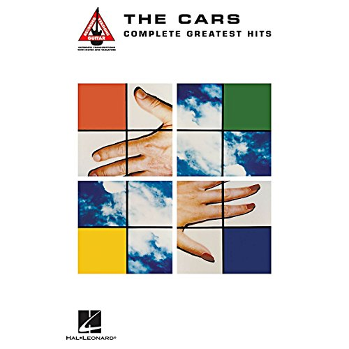 Hal Leonard The Cars - Complete Greatest Hits Guitar Tab Songbook ()