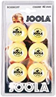 Joola Tischtennisbälle Rossi champ 40 orange 6, Größe Joola:NS