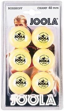 Joola Rossi Champ 40 Ball 6er Blister