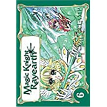 MAGIC KNIGHT RAYEARTH T06 R.E.V. (FIN)