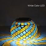 GRDE� Colour Changing Mosaic Night Li...