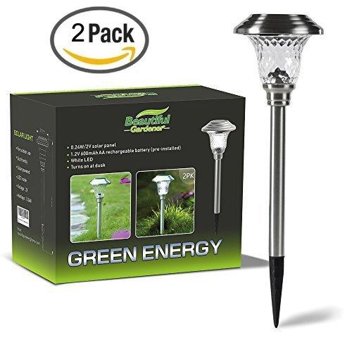 Glass Solar Lamp Shade - 7