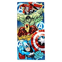 Marvel Avengers 100% Cotton Beach Towel