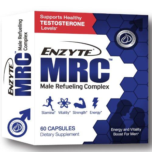Enzyte MRC: Мышечная сила, метаболизм, выносливость - в отличие от других тестостерона ускорители, доктор сформулированных в США - 60 капсулы (1 месяц поставки)