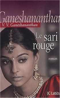 Le sari rouge par Ganeshananthan