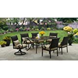 Better homes and gardens providence 4 piece for Better homes and gardens englewood heights chaise lounge