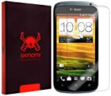 HTC One S Screen Protector, Skinomi TechSkin Full Coverage Screen Protector for HTC One S Clear HD Anti-Bubble Film