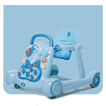 WMYJXD Andador para Bebés, Andador para Niños, Andador De ...