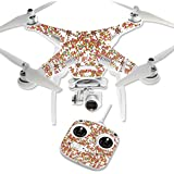 MightySkins Protective Vinyl Skin Decal for DJI Phantom 3 Standard Quadcopter Drone wrap cover sticker skins Leaf Jungle