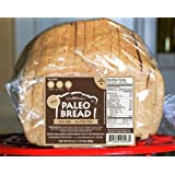 Julian Bakery Paleo Almond Bread, 1.5 Pound -- 6 per case.