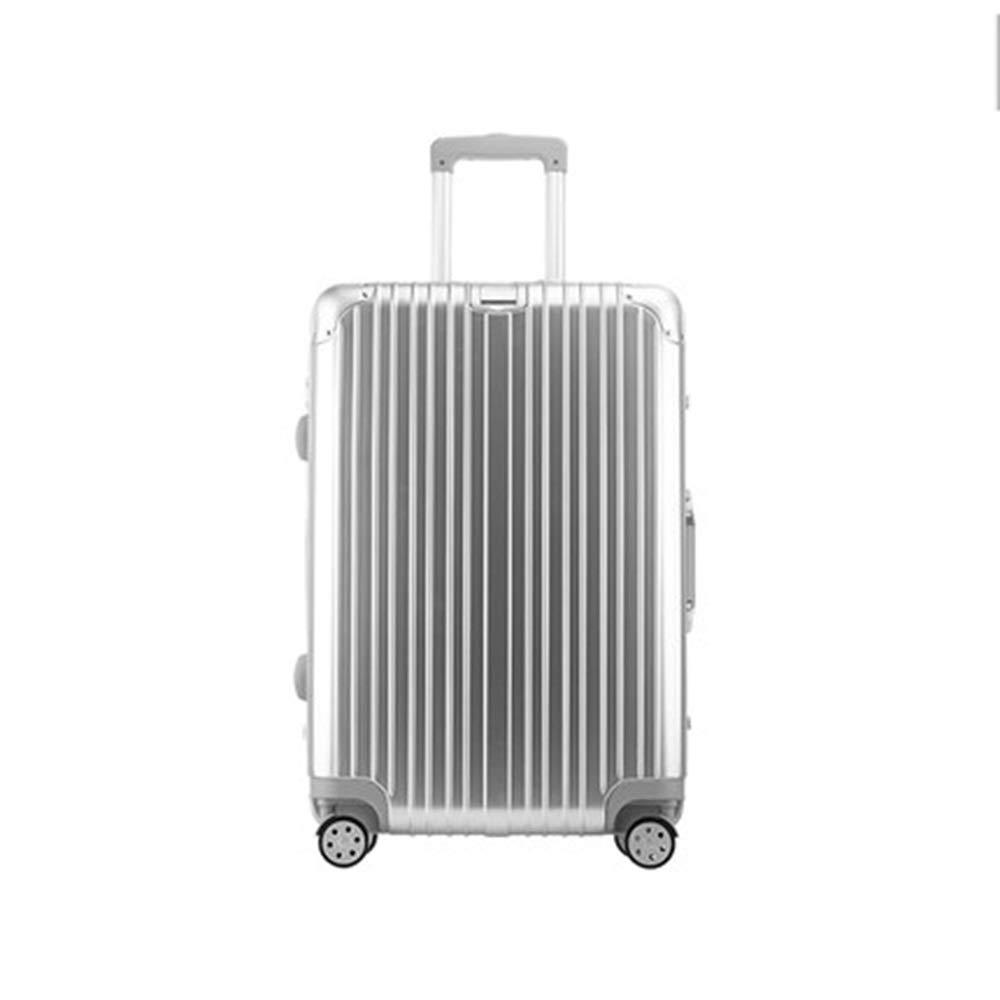 スーツケース - 荷物ビジネストロリーケースユニバーサルホイールアルミフレームパスワードボックス搭乗スーツケース - スーツケース HARDY-YI 6544 (サイズ さいず : 29 inches) B07RPV77KY  29 inches