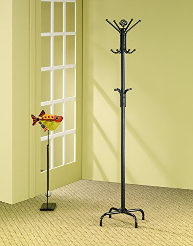 Spider Coat Rack Black