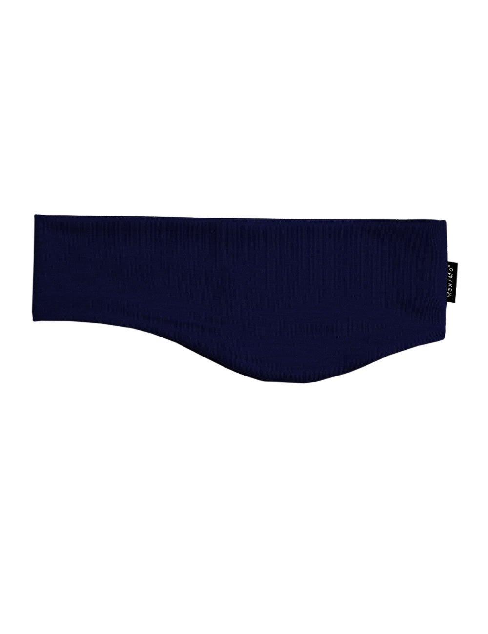 maximo Boy's Headband maximo Boys' Stirnband ausgenäht Blue (Dunkelmarine 11) 53