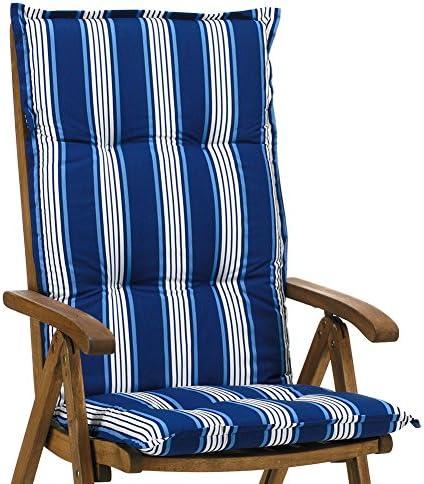 1 mesa de jardín 160 cm 6 silla plegable 6 cojines Sun Garden London Set: Amazon.es: Jardín