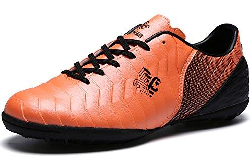 online store 83c91 b544b Calcio Tacchetti Ragazza Sportivo To Tf Sportive Professionale Arancionetf  Allenamento Calcetto fg Da All aper Bambini Ragazzo Teenager Uomo Scarpe  q7nwE708