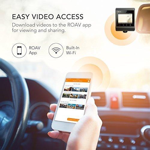 Anker Roav Dash Cam C1, Dashboard Camera Recorder, 2.4