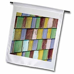Danita Delimont - Patterns - Marthas Vineyard Aquinnah/Gay Head Beach pattern - US22 WBI0229 - Walter Bibikow - 12 x 18 inch Garden Flag (fl_90975_1)