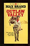 Outlaw Valley, Evan Evans and Max Brand, 0515087599