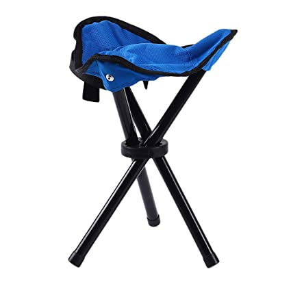 Groovy Amazon Com Uinke Outdoor Hiking Fishing Folding Stool Unemploymentrelief Wooden Chair Designs For Living Room Unemploymentrelieforg