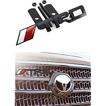 Cruiser Silver Emblem decal Badge For Toyota Highlander Fender FJ Land Cruiser