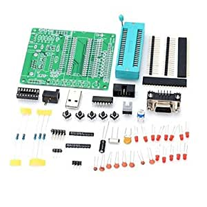 SYF-- Kit De Desarrollo 51/Avr Bricolaje / Aprendizaje / Tabla Diy Para (Para Arduino)