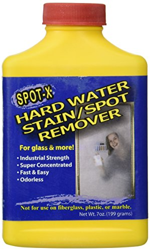Spot X Hard Water Stain Spot Remover 7 Ounces 2 Pack