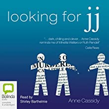 Looking for JJ Audiobook by Anne Cassidy Narrated by Shirley Barthelmie