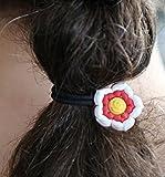 Furby Hairband Ponytail Holder 7 Pcs Set #1