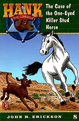 book cover of The Case of the One-eyed Killer Stud Horse