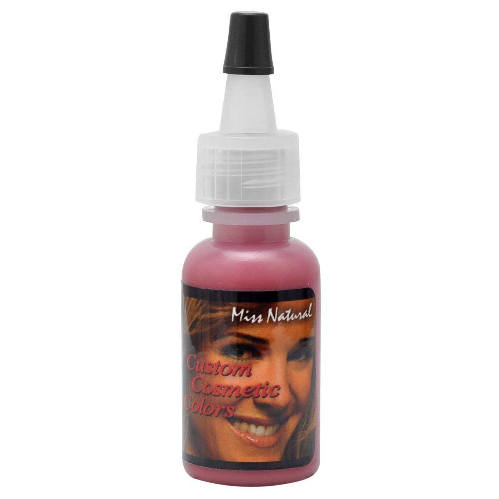 Miss Natural LIP Permanent Makeup Pigment Cosmetic Tattoo Ink 1/2oz by Custom Colors