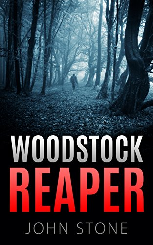Woodstock Reaper Detective Logan Mysteries ebook product image
