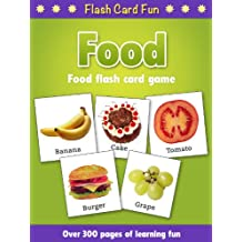Flash Card Fun : Food