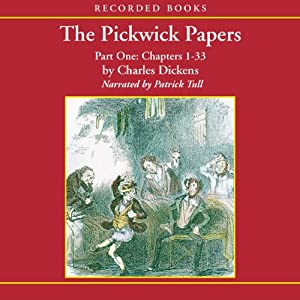 The Pickwick Papers, Volume 1 Hörbuch