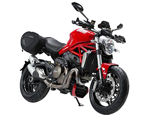 (SW-MOTECH Blaze Sport Saddlebag System for Ducati Monster 821 '14-'16 & Monster 1200 '14-'16)