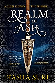 Book Cover: Realm of Ash