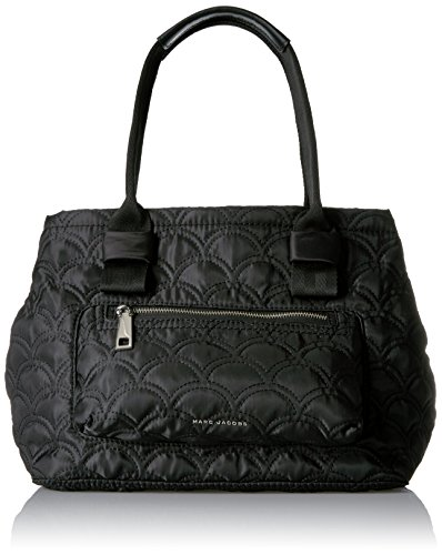 Tote Small Marc Jacobs (Marc Jacobs Women's Easy Matelasse Tote, Black)